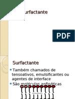 Biossurfactante