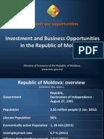 Doing Business in Moldova