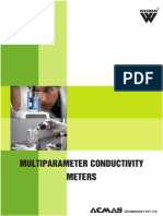 Multiparameter Conductivity Meters Category
