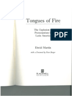 Part IV - Martin's Tongues of Fire