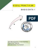 Modul Prak Basdat 1 d320092