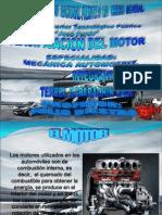 Clasificación del Motor de Combustion Interna