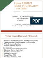 Lecture 4 PMIS