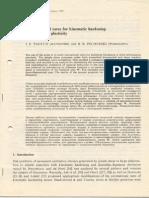 J.E. Paulun, R.B. Pecherski, Arch. Mech., 37, 6, 661-677, 1985