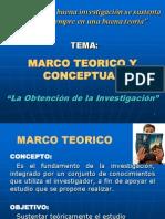 3. Marco teórico