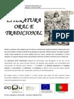 Literatura Oral e Tradicional
