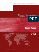 IMF Fiscal Monitor October2013