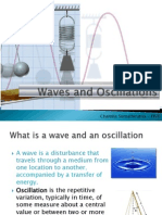 Waves and Oscillations