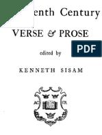 Fourteenth Century Verse & Prose by Various