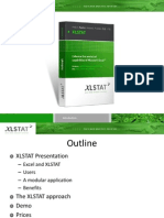 XLSTAT - Statistical Analysis Software