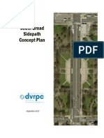 South Broad Sidepath Concept Plan