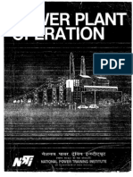 10. Power Plant Operation Vol-V