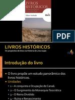 Unidade I - Livros históricos.ppsx