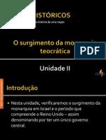 Unidade II - Livros históricos.ppsx