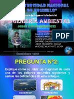Ingenieria Ambiental - Pregunta 2