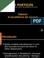 Livros Poéticos  - Unidade II.ppsx