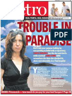 Trouble in Paradise - Evening Herald