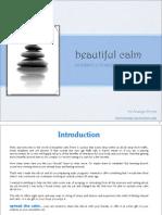 Beautiful Calm eBook
