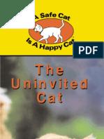 Safe Cats Brochure Uninvited Cats