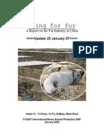 Report Fur China