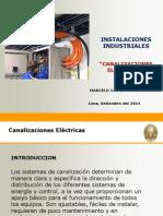 canalizaciones electricas exposicion
