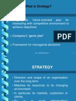 Strategic Mgt n Decision Making