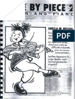 Sheila Nelson - 24 Piezas Faciles Para Violin y Piano (Piano)