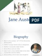 Jane Austen A