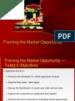 Framing Market Opportunity