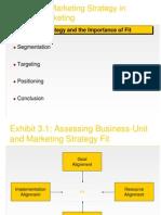 Market Strategy in Internat Marketing