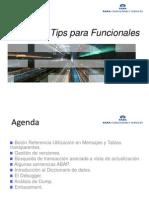 ABAP para funcionales