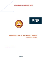 Ms Phd Brochure