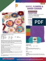 e13 13 Flower Cushion Ps