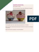 Alfineteiro Cupcake 1