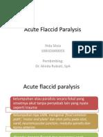 Acute Flaccid Paralysis