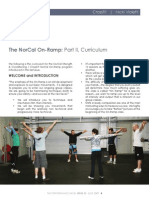 Crossfit On Ramp Curriculum