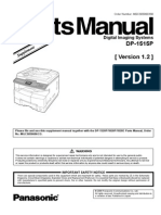 Dp1515 Parts Manual