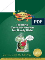 Reading Comprehension for Kindy Kids