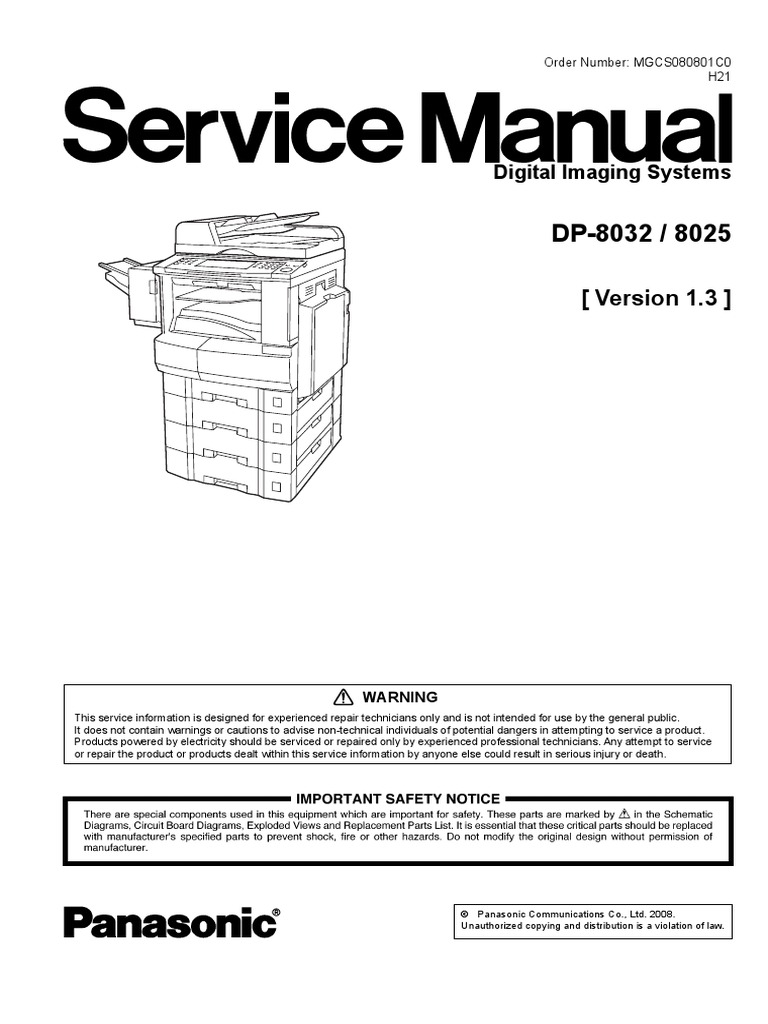 ... Array - service manual image scanner fax rh scribd ...