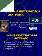 LUPUS ERITEMATOSO SISTÉMICO
