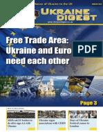 Ukraine Digest. Issue 24 (October 11, 2013)