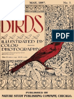 Birds, Illustrated by Color Photography, Vol. 1, No. 5