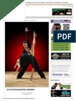 dancesport championship