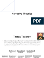 Narrative Theories