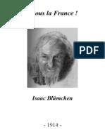 A Nous La France - Isaac Blumchen