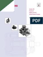 45 Series F Frame Repair Manual (520L0821 Rev AA Nov 2006)