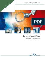 Laser Saldature