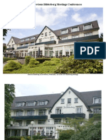 Bilderberg Meetings Hotels