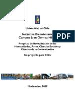 Proyecto Bicentenario Nov 08