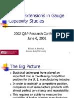 R&R Talk at Q&P June 2002-Burdick